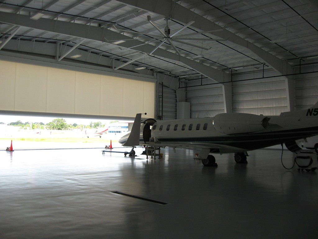 PSS World Medical Hangar