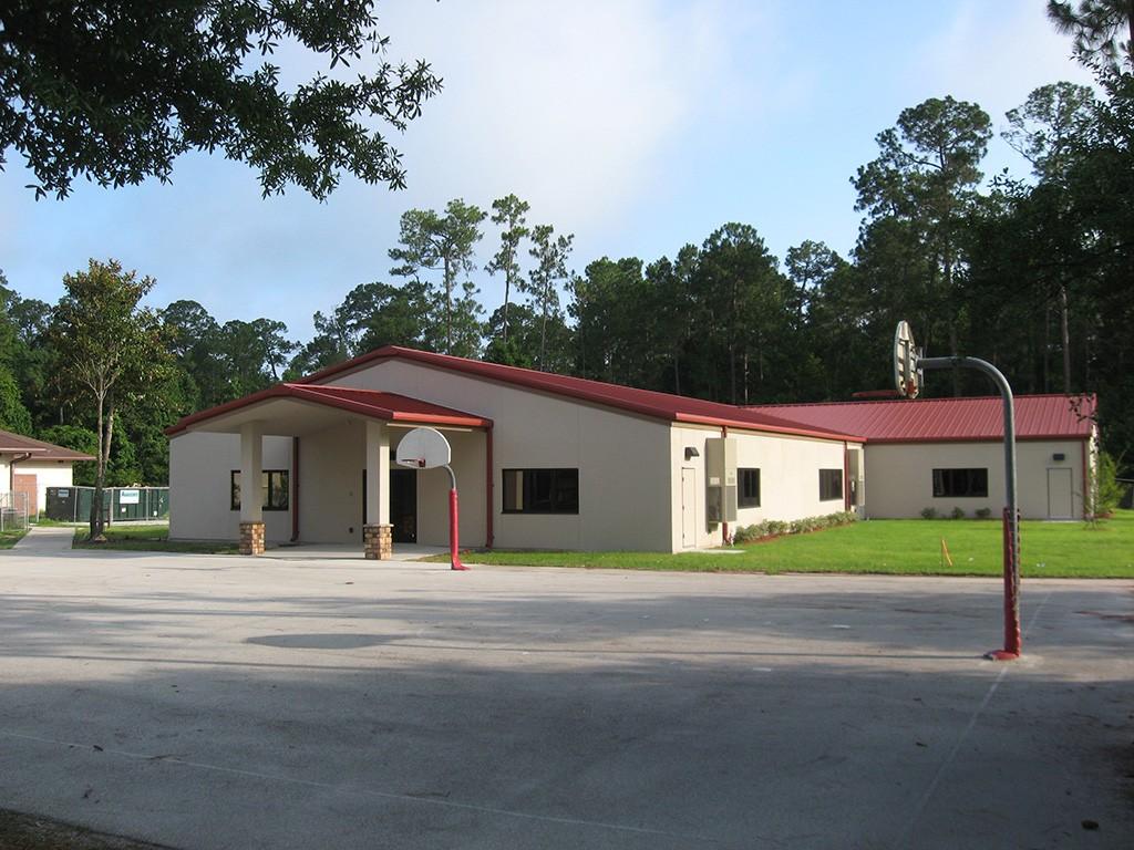 San Juan Del Rio Classrooms