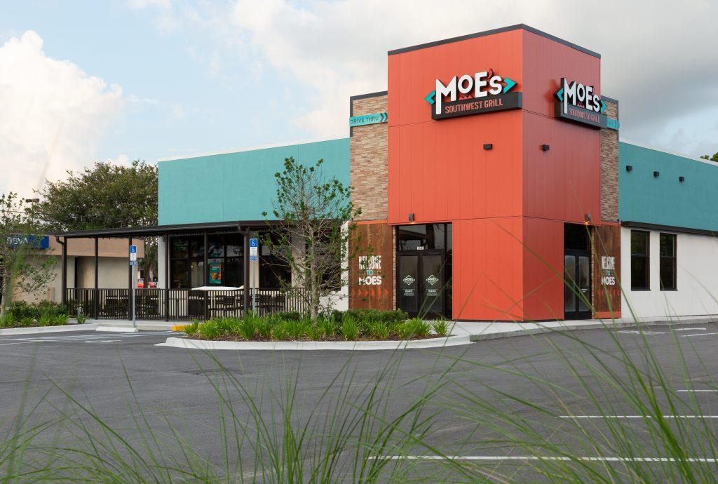 Moe's St. Augustine